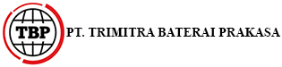 PT. TRIMITRA BATERAI PRAKASA Logo